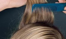 Saç kabartma yöntemleri