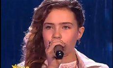 Dünyanın En Zor Şarkısını Seçince Jüri Şarkıyı Söyleyebileceğine İnanmadı – Performansının Sonunda Herkes Ayaktaydı