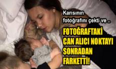 Karısının Fotoğrafını G-izlice Çekti ve Yabancılar Fotoğraftaki C-an Alıcı Ayrıntıyı Keşfetti