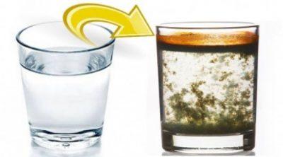 Bir bardak su ile evinizdeki negatif enerjiyi tespit edin!