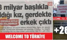 Welcome To Türkiye :)