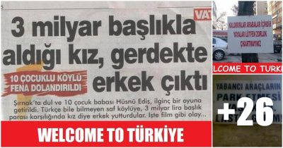 Welcome To Türkiye :)