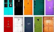Bu kapılardan birini seçin ve kişiliğinizi keşfedin