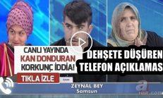 Müge Anlı, Ecrin'in Amcası Özkan'ın dehşete düşüren telefon görüşmesini açıkladı..