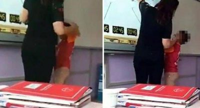 Öğrencisine tokat atan öğretmene veliler imza toplayıp destek verdi!