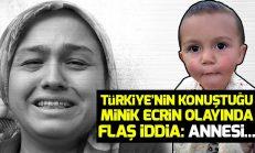 Türkiye'nin konuştuğu minik Ecrin olayında flaş iddia: Annesi… .