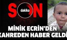 Son dakika… Samsun'da kaybolan Ecrin Kurnaz'ın cansız bedenine ulaşıldı.