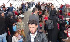 Bayram tatili için 4 günde 3 bin Suriyeli ülkesine gitti