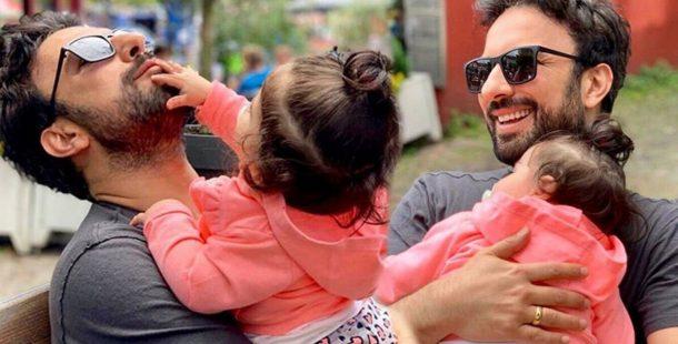 Megastar Tarkan Kızı Liya ile Fotoğrafını İlkez Paylaştı