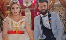 İstanbul'dan Gelin Gitti Düğünde Bir Kilo Altın Takıldı