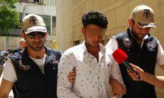 Kafa k-serim, diyen Suriyeli sınır dışı edilecekk