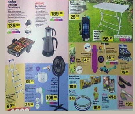 A101 11 Temmuz Güncel Aktüel Katalogu