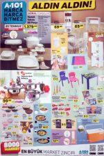 A101 25 Temmuz Katalogu Az Önce Yayınlandı..