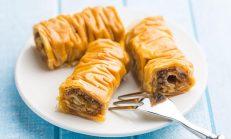 Burma tatlısı nasıl yapılır?