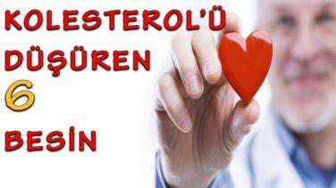 Kolesterolü Düşüren Gıdalar Nelerdir?